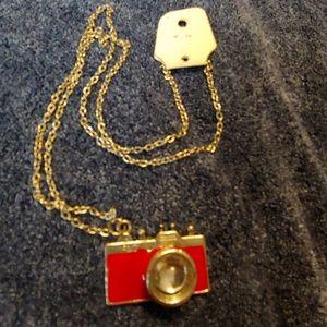 🛍* FINAL PRICE * Red 📷 camera Fashion Jewelry